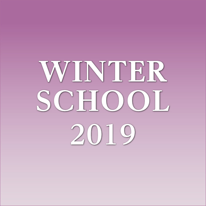 WinterSchool 2019